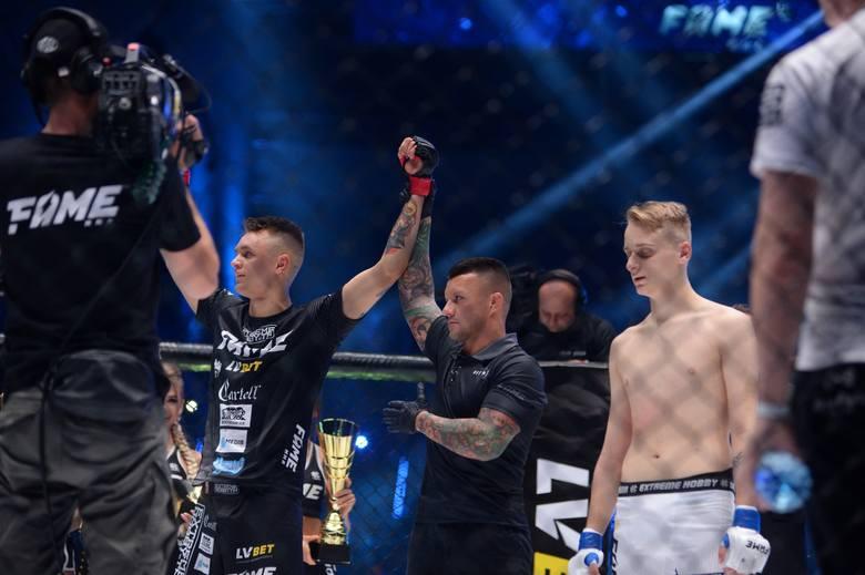 Fame MMA 5 na żywo. Wyniki walk celebrytów i youtuberów w ...