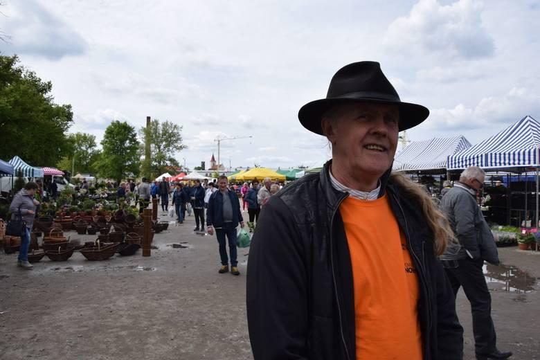 Pierwszego dnia na Zielone Ogrody nad Odrą w Nowej Soli w godz. 10-11.20 przyszło pięć tysięcy osób. - W sobotę, w godzinach 10-11.20 przyszło na kiermasz