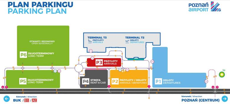 Lotnisko Ławica w Poznaniu: jak dojechać? Gdzie zaparkować samochód? Ile kosztuje parking na lotnisku? Czym dojechać na Ławicę?