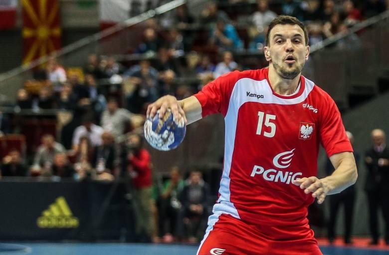 Michał Jurecki w rewanżu rzucił trzy bramki dla Polski.