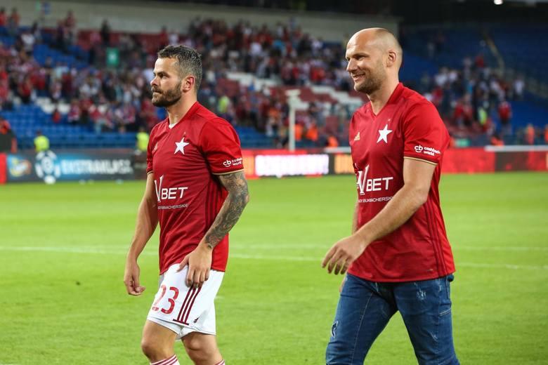 Paweł Brożek i Arkadiusz Głowacki