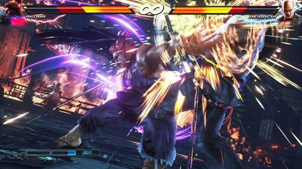 Kolejna seria bijatyk, która ma masę fanów na całym świecie. Pierwszy Tekken okazał się rewolucją, głównie ze względu na grafikę 3D i dopieszczony, sprawiedliwy