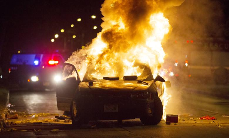 Zamieszki w Milwaukee