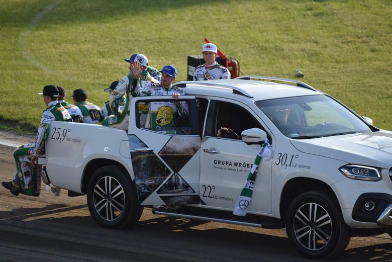 Żużlowcy Stelmetu Falubazu Zielona Góra przegrali w Częstochowie 39:51.