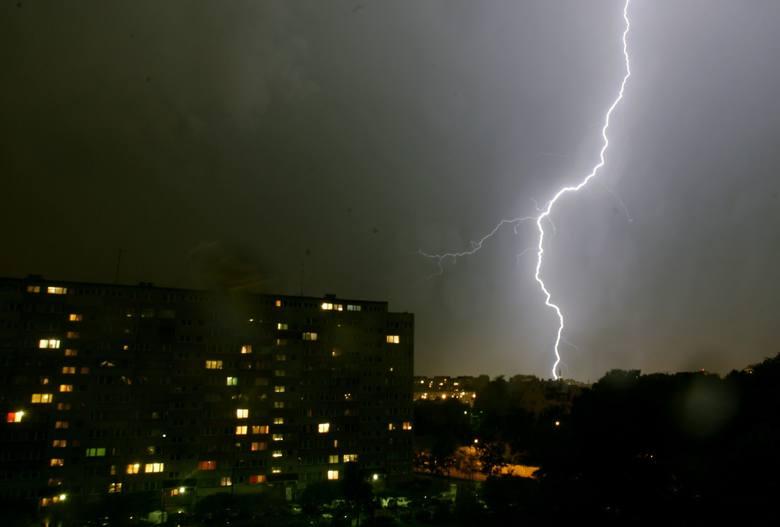 Uwaga na burze z gradem! IMGW ustanowił ostrzeżenie 1 stopnia dla całego Podkarpacia
