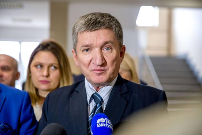 Jerzy Wenderlich od 2016 roku był zastępcą Włodzimierza Czarzastego w partii. Wcześniej z ramienia SLD dostawał się do Sejmu. Był też jego wicemarsz
