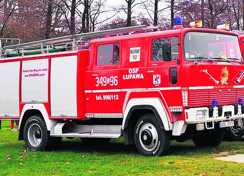 Wóz bojowy Magirus z 1974 roku to jeden z trzech najstarszych pojazdów pożarniczych na Pomorzu.