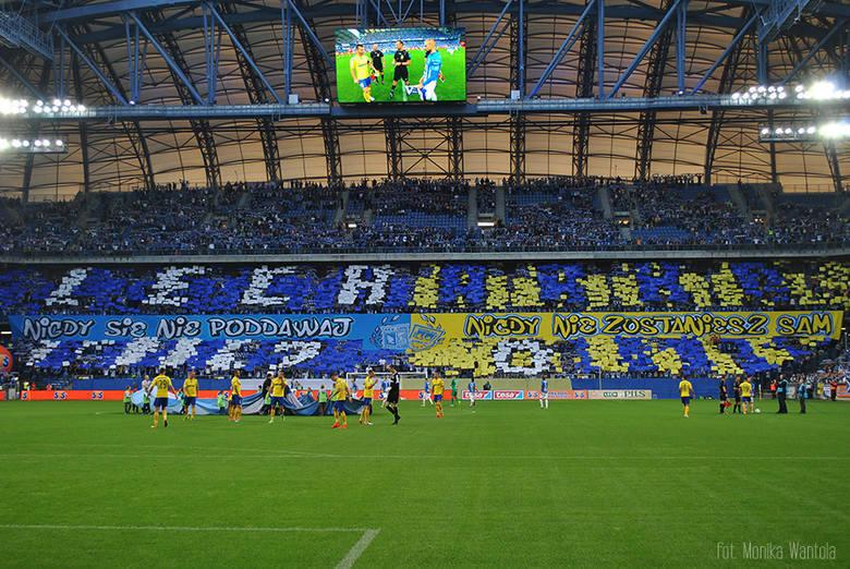Najwyższe frekwencje w Ekstraklasie w tym sezonie [TOP 10]