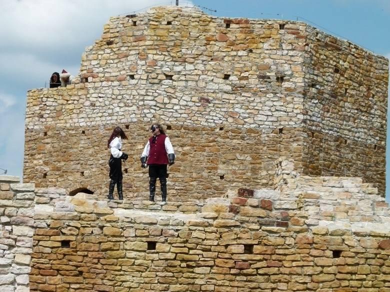 Kasztelan na zamku, który gościł Kazimierza Wielkiego