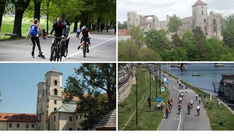 TOP 10 najlepszych rodzinnych tras rowerowych w Krakowie [ZDJĘCIA]