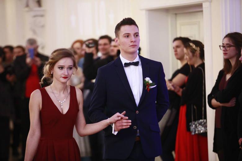 Studniówki 2018 VIII LO w Łodzi
