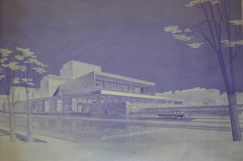 2. Teatr Opery i Baletu, zamiast SpodkaGmach miał stanąć w miejscu, w którym dziś stoi Spodek. I z kosmiczną halą widowiskową finalnie przegrał. Faktem
