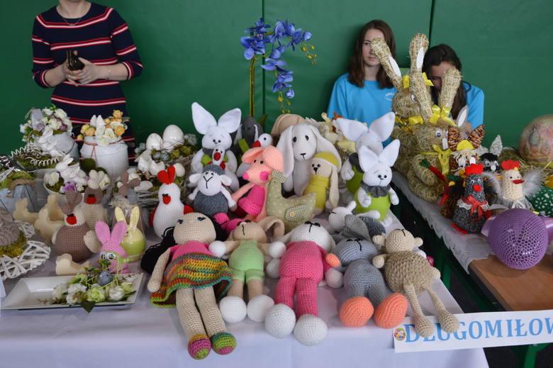 Wystawa stołów wielkanocnych w Cisku, czyli święta będą smaczne i kolorowe