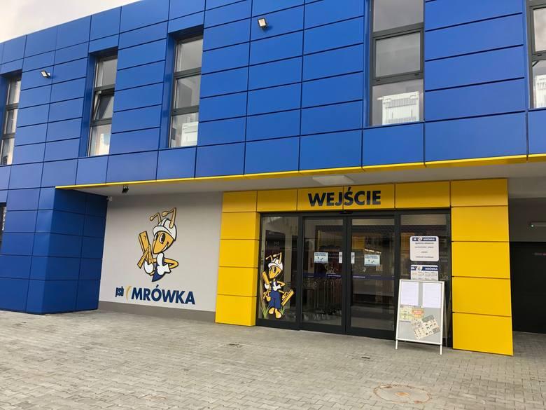 W Chmielniku w powiecie kieleckim powstał nowy market Mrówka. W czwartek otwarcie
