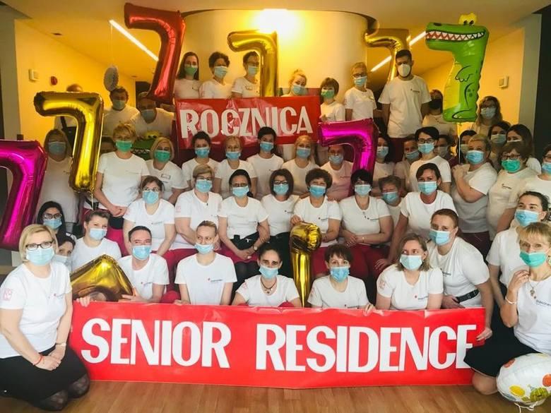Senior Residence – 18 marca obchodził 7 urodziny