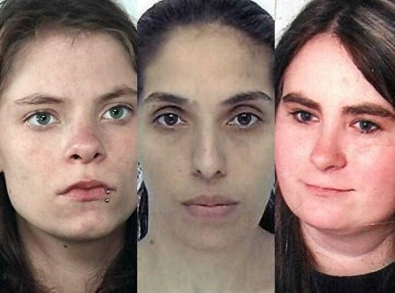 Policja w całym województwie śląskim poszukuje tych kobiet. Mają na swym koncie najcięższe przestępstwa. Oczywiście nie są to wszystkie poszukiwane przez