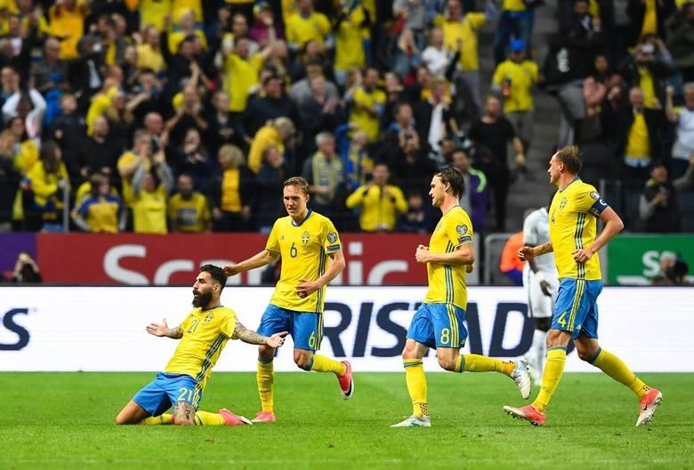 Szwecja - Francja 2:1