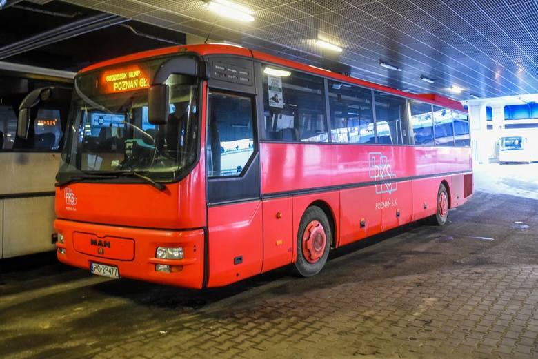 11.02.2019 poznan lg pks poznan bus autobus dworzec. glos wielkopolski. fot. lukasz gdak/polska press