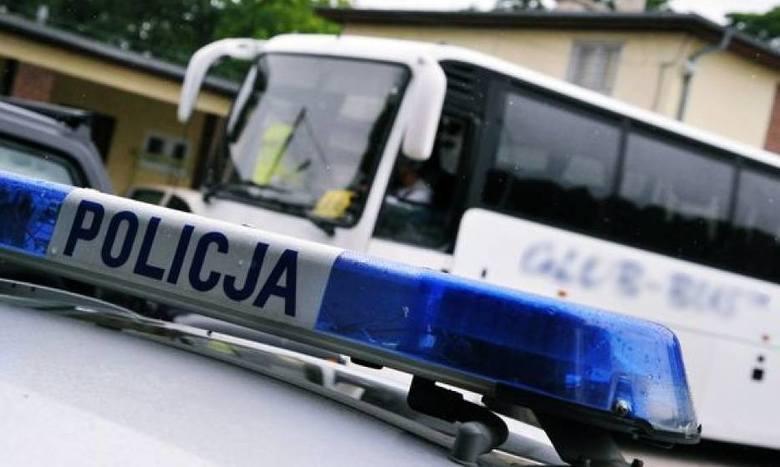 Poniatowa: Nietrzeźwy kierowca autobusu wiózł dzieci do szkoły