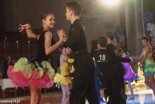 Tancerze zaprezentowali się m.in. w Świąteczno-Mikołajkowym Przeglądzie Młodych Talentów.