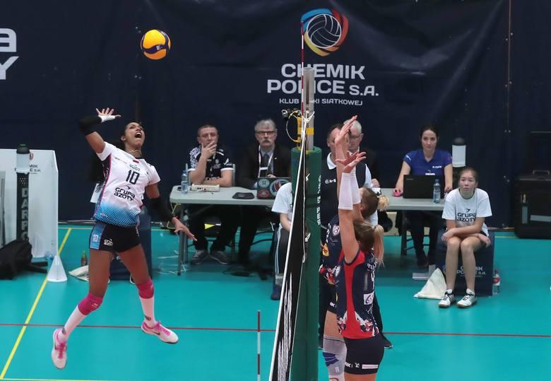 Po dwie zawodniczki Developresu Rzeszów i Chemika Police znalazły się w drużynie 7. kolejki Ligi Siatkówki Kobiet. Pierwsze zwycięstwo w tym sezonie