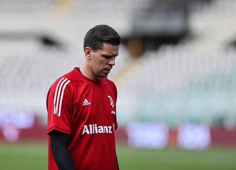 Szczęsny nie zagrał z Napoli, mimo że Pirlo zapowiadał co innego. Trener się tłumaczy