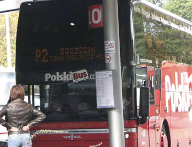 A może autobusem nad morze? Nowe połączenia Polskibus.com
