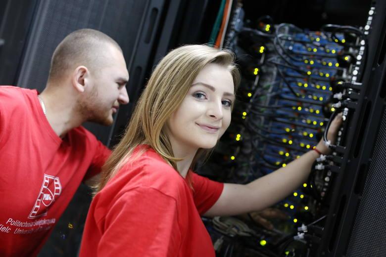 Dzień z Inżynierią Danych na Politechnice Świętokrzyskiej
