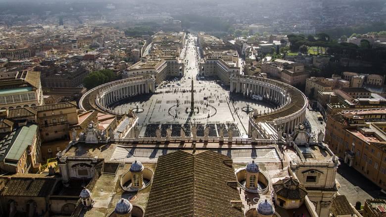 Watykan to państwo z najwyższym wskaźnikiem przestępczości na świecie - na obywatela przypada aż 1,5 przestępstwa! Nie znaczy to jednak, że duchowni