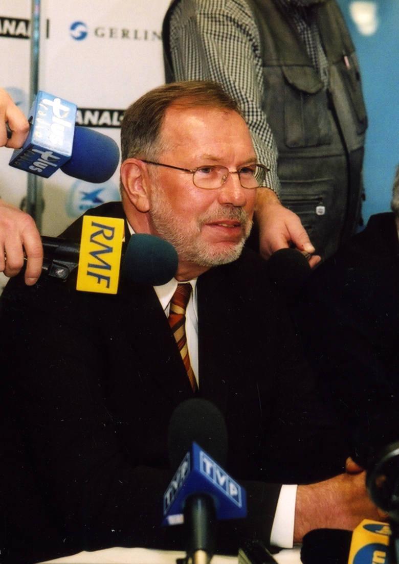 Tadeusz Czerwiński w przeszłości był już w zarządzie Wisły. Od 1 marca do 25 listopada 2004 roku był jej prezesem