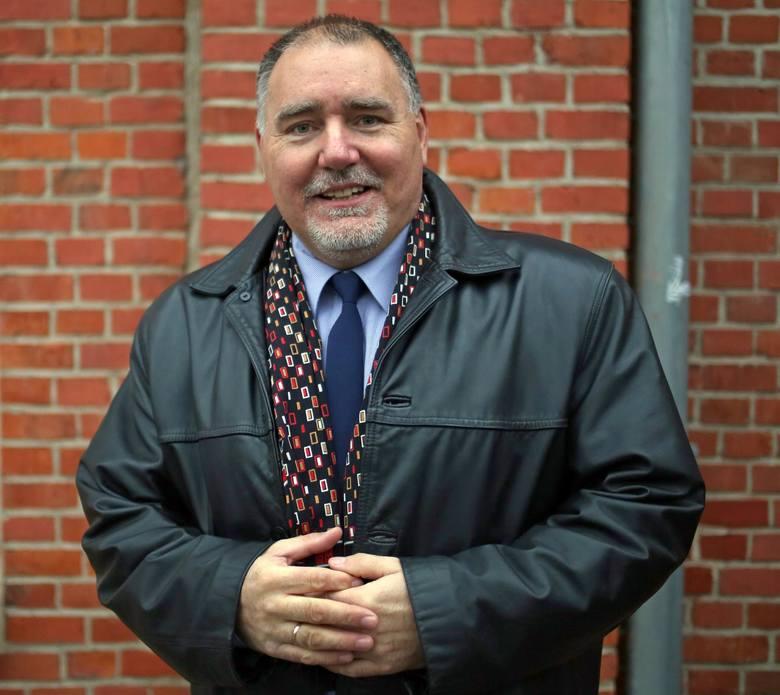 Piotr Gierszewski, wiceprzewodniczący Rady Miasta Gdańska z klubu Prawo i Sprawiedliwość, nauczyciel-wychowawca