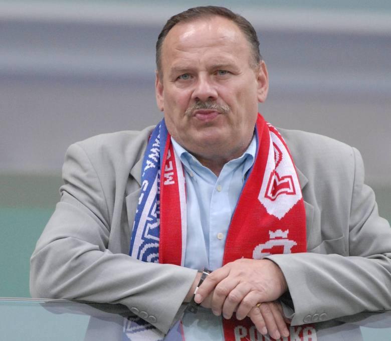 Janusz Matusiak jest wiceprezesem PZPN