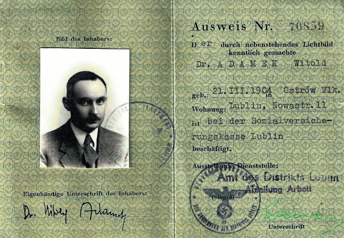 Pierwszy powojenny wrocławski chirurg