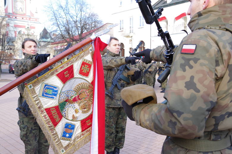 W niedzielę 22 września przysięga 105 nowych podkarpackich terytorialsów w Sędziszowie Małopolskim