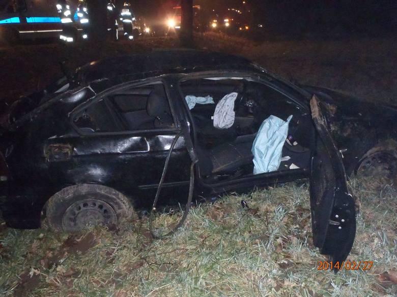 29-latka wypadła przez szybę. Niestety nie udało się jej uratować.