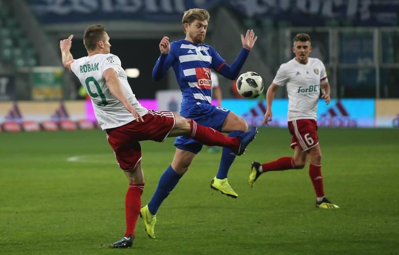 Sprawą Dominika Furmana i Tarasa Romanczuka zajmie się PZPN i komisja ligi Ekstraklasy.