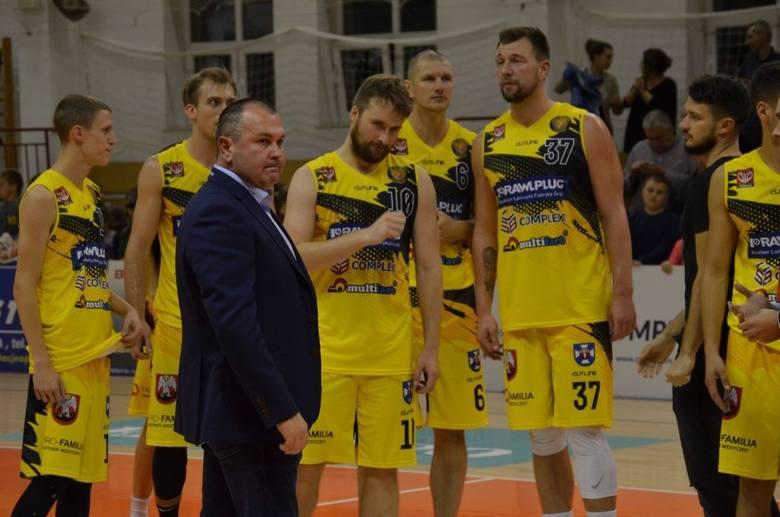 Trener - Dariusz Kaszowski