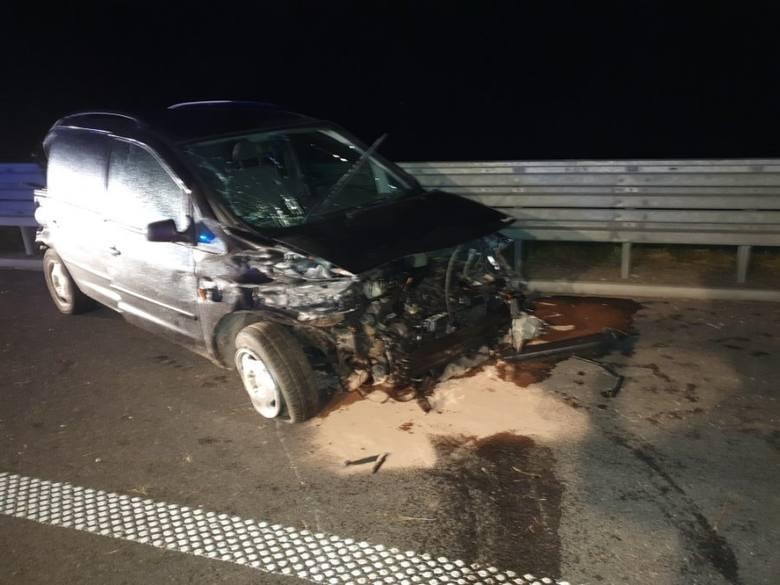 Tragiczny wypadek na autostradzie A4 w Woli Dalszej