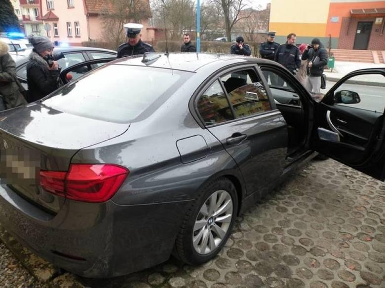Radiowozy BMW