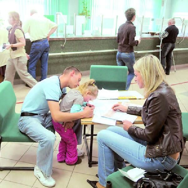 Tylko czterech pracowników Trzeciego Urzędu Skarbowego w Bydgoszczy wzięło wczoraj urlopy na żądanie. Najwidoczniej nie wpłynęło to na obsługę podatników,