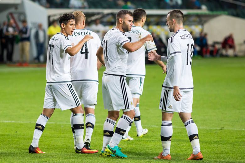 Legia wygrała 2:0 i awansowała do kolejnej rundy eliminacji Ligi Mistrzów
