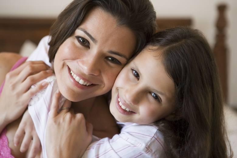 Szczęście w niepełnej rodzinie wymaga więcej wysiłku.