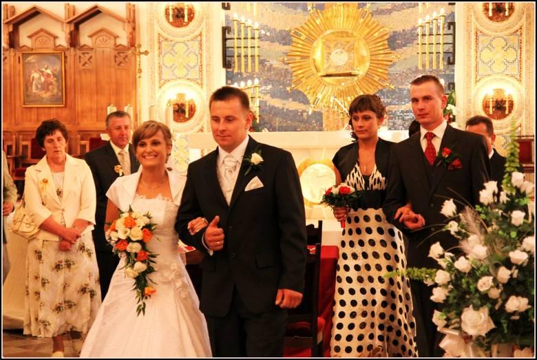 Ślub w dobrym TOwarzystwie, Marlena Kosakowska i Adam Kowalczyk - zdjęcia