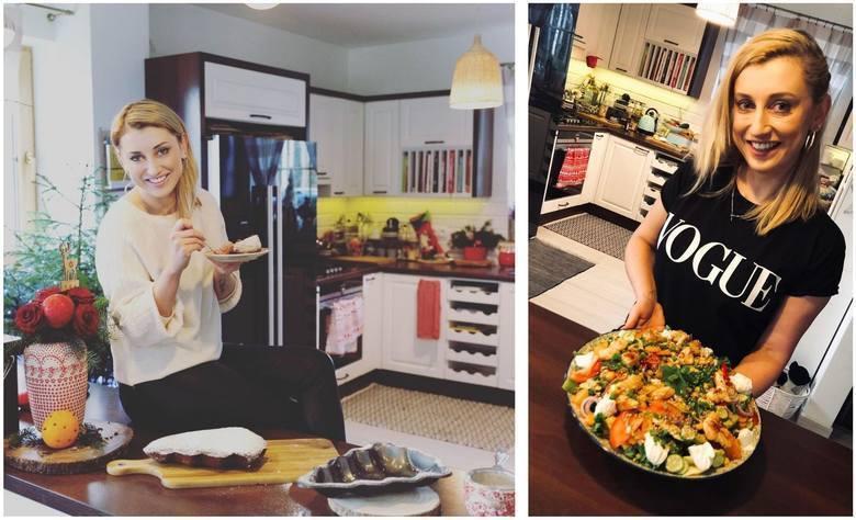 Justyna Żyła niedawno pokazała, jak wygląda jej miejsce pracy i zaprezentowała swoje kuchenne królestwo. Wnętrze jest bardzo jasne. Niesamowite wrażenie
