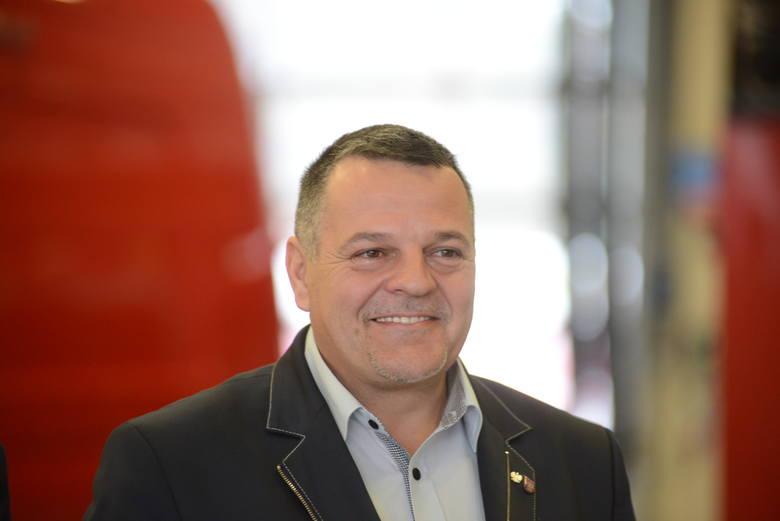 Wójt Robert Sidoruk zamierza aktywnie współpracować z radą gminy.