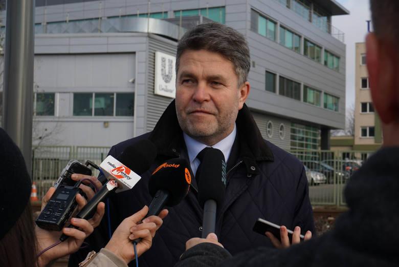 Maciej Wudarski nie będzie już zastępcą Jacka Jaśkowiaka.