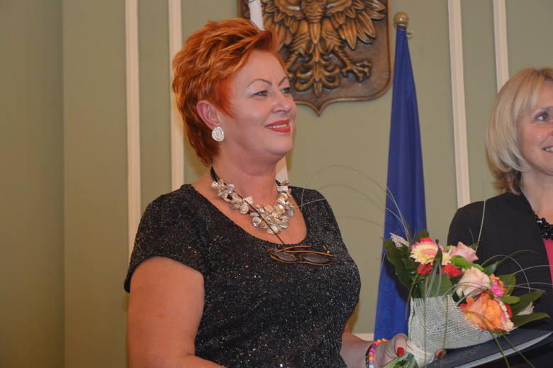 Danuta Sobieraj - bohaterka dzisiejszej gali