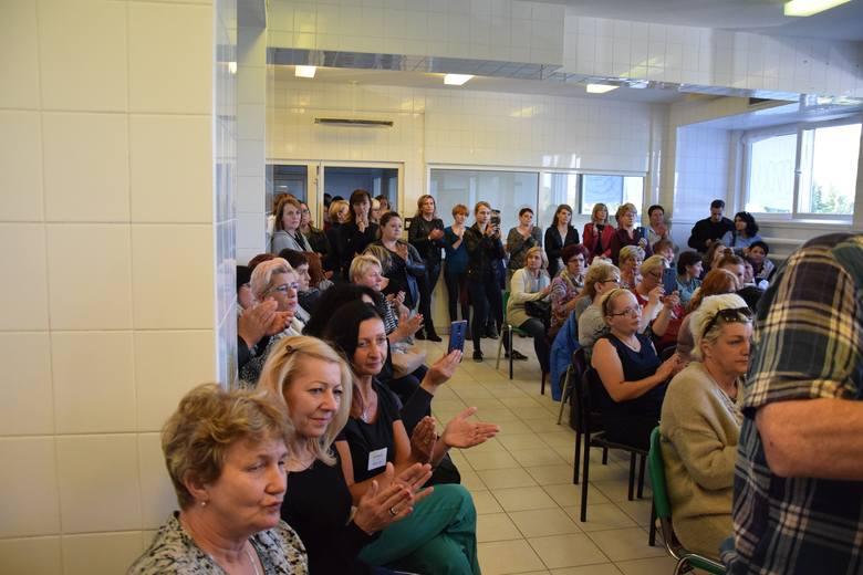 Zaostrza się sytuacja w Wojewódzkim Szpitalu w Przemyślu. Dzisiaj obradowali w nim członkowie sejmowej i senackiej komisji zdrowia.