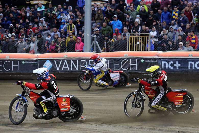 MrGarden GKM Grudziądz pokonał w piątek Betard Spartę Wrocław.MrGarden GKM - Betard Sparta Wrocław 50:40GKM: Bjerre 11+1 (3,0,2,3,3), Lindbaeck 6+1 (2,1,3,0),