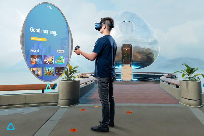 System rzeczywistości wirtualnej HTC Vive Cosmos wkrótce zadebiutuje na rynku. Cena, dostępność
